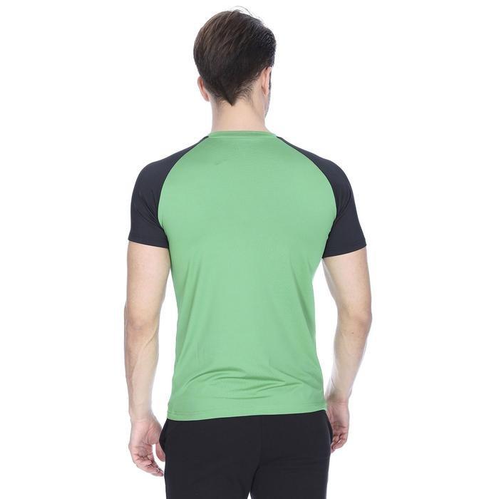 Antrenman Erkek Yeşil Koşu Tişört TK17KMP16-YSL 960065