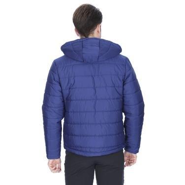 Erkek Mavi Outdoor Şişme Mont TK17MNT01-SLC 960203