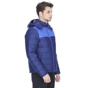 Erkek Mavi Outdoor Şişme Mont TK17MNT01-SLC
