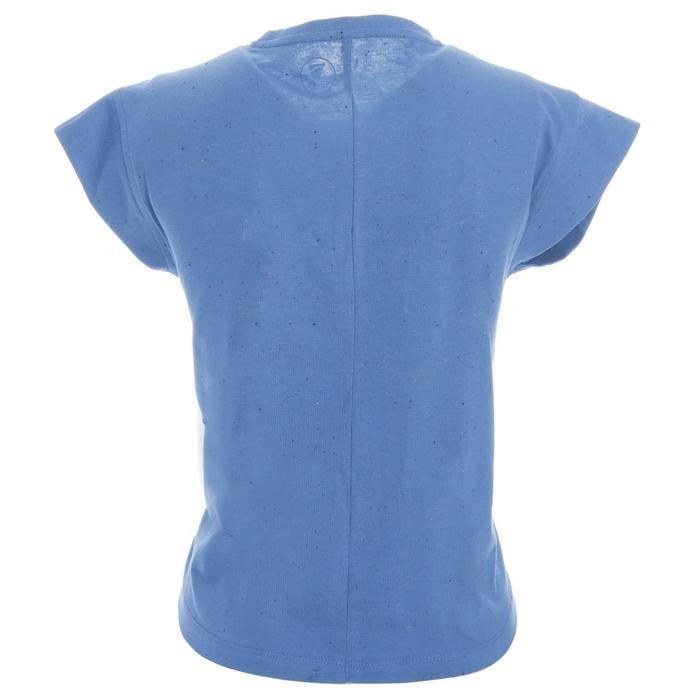 Girlnoptee Çocuk Koşu Tişört G10003-PTR 1111725