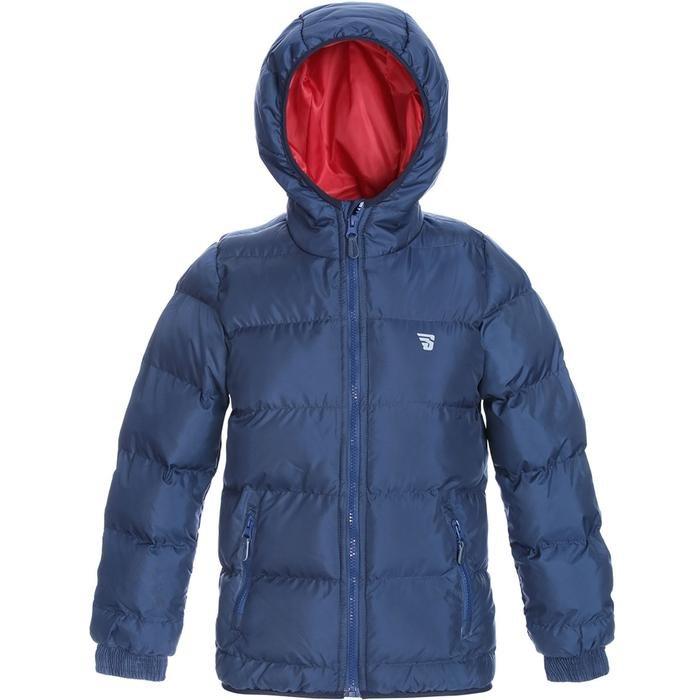 Çocuk Lacivert Kapüşonlu Outdoor Mont B10007-LCV 1111682