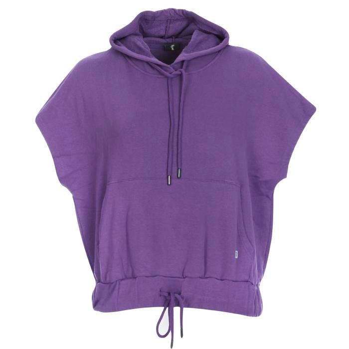 Swecropwom Kadın Mor Koşu Sweatshirt 710727-MOR 1093026