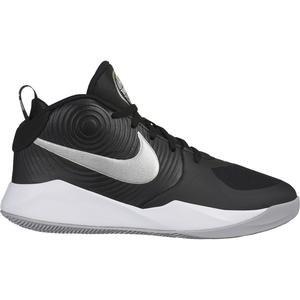 Team Hustle D 9 (Gs) Unisex Siyah Basketbol Ayakkabısı AQ4224-001
