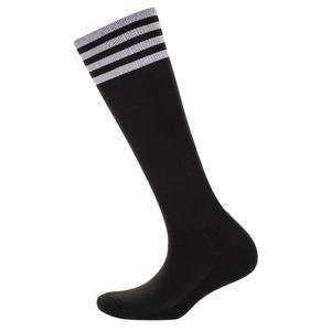 Kadın Siyah Uzun Koşu Çorabı WSC1S09