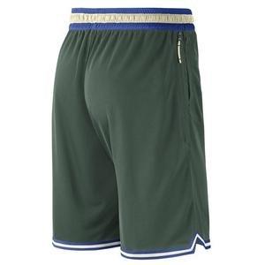 NBA Milwaukee Bucks Erkek Yeşil Basketbol Şortu AV0154-323