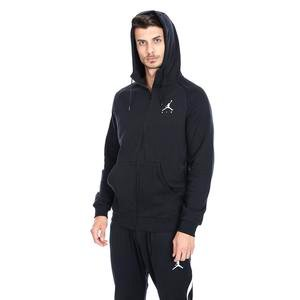 Air Jordan NBA Erkek Siyah Basketbol Sweatshirt 939998-010