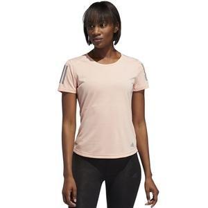 Own The Run Tee Kadın Pembe Koşu Tişört DZ2267
