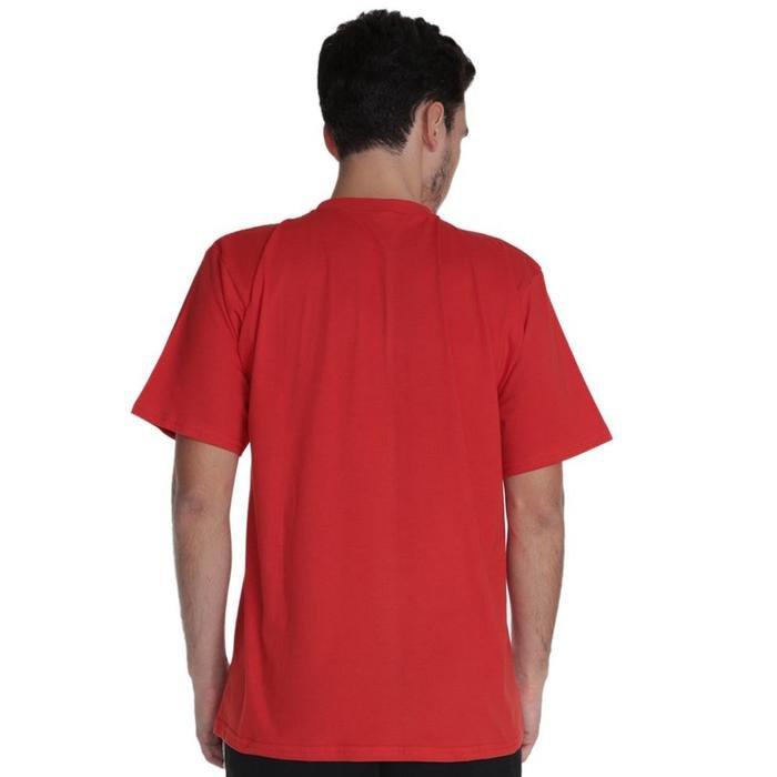Basic Erkek Kırmızı Günlük Stil Tişört 060020021KR0 104462
