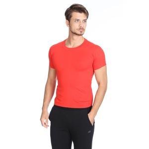 Basic Erkek Kırmızı Günlük Stil Tişört 060020021KR0