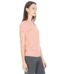 Flakestop Kadın Pembe Koşu Tişört 710180-PNK