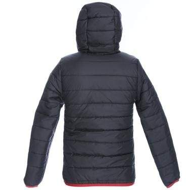 Çocuk Siyah Kapüşonlu Outdoor Mont B10009-SYH 1111693