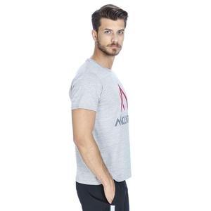 Milmount Erkek Gri Koşu Tişört M100018-GML