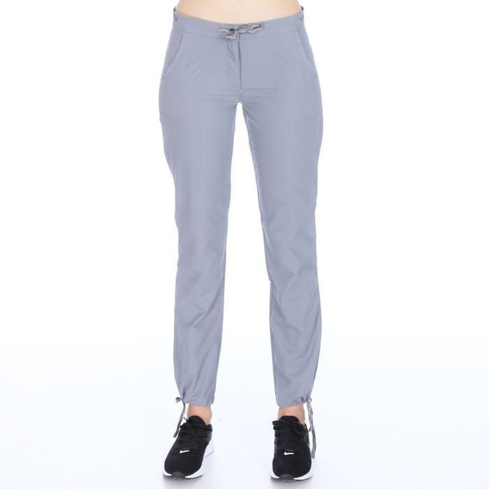 Mikoutwom Kadın Gri Pantolon M10013-BLU 1066051