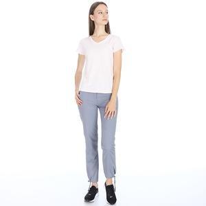 Mikoutwom Kadın Gri Pantolon M10013-BLU