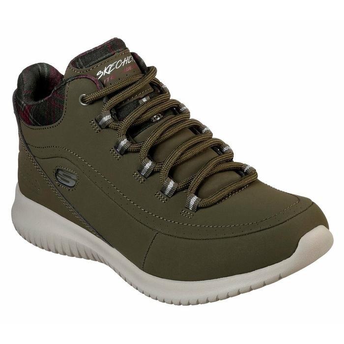 Ultra Flex Kadın Yeşil Günlük Ayakkabı 12918 OLV 1145300