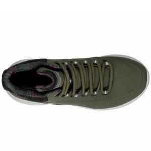 Ultra Flex Kadın Yeşil Günlük Ayakkabı 12918 OLV