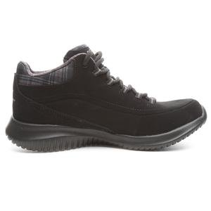 Ultra Flex Kadın Siyah Günlük Ayakkabı 12918 BBK