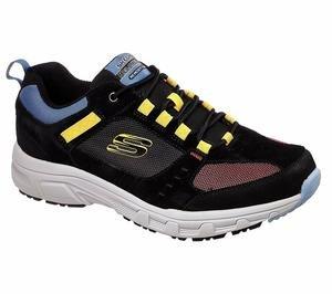 Oak Canyon Erkek Siyah Günlük Ayakkabı 51893 BKYL