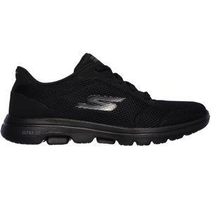 Go Walk 5 Kadın Siyah Koşu Ayakkabısı 15902 BBK