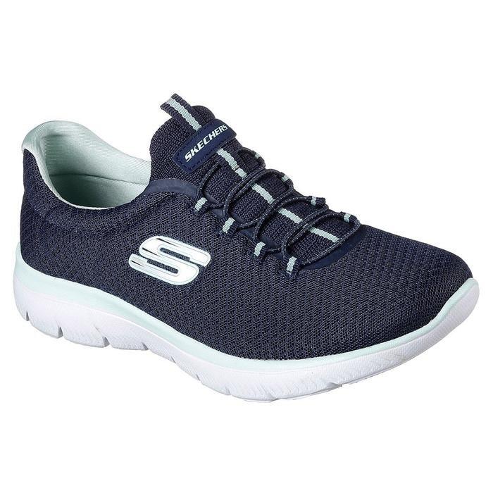 Summits Kadın Lacivert Spor Ayakkabı 12980 NVAQ 1112398