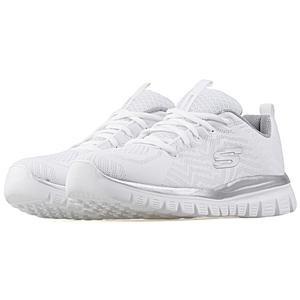 Graceful -Get Connected Kadın Beyaz Günlük Ayakkabı 12615 WSL