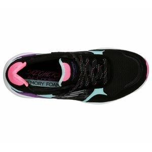 Meridian-No Worries Kadın Siyah Günlük Ayakkabı 13020 BKMT