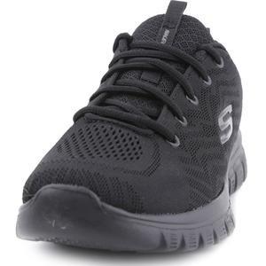 Graceful-Get Connected Kadın Siyah Koşu Ayakkabısı 12615 BBK