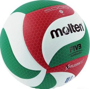 Sentetik Deri Profesyonel Çok Renkli Voleybol Topu V5M5000
