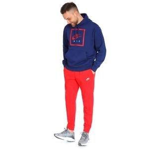Sportswear Erkek Lacivert Günlük Stil Sweatshirt CI1052-492