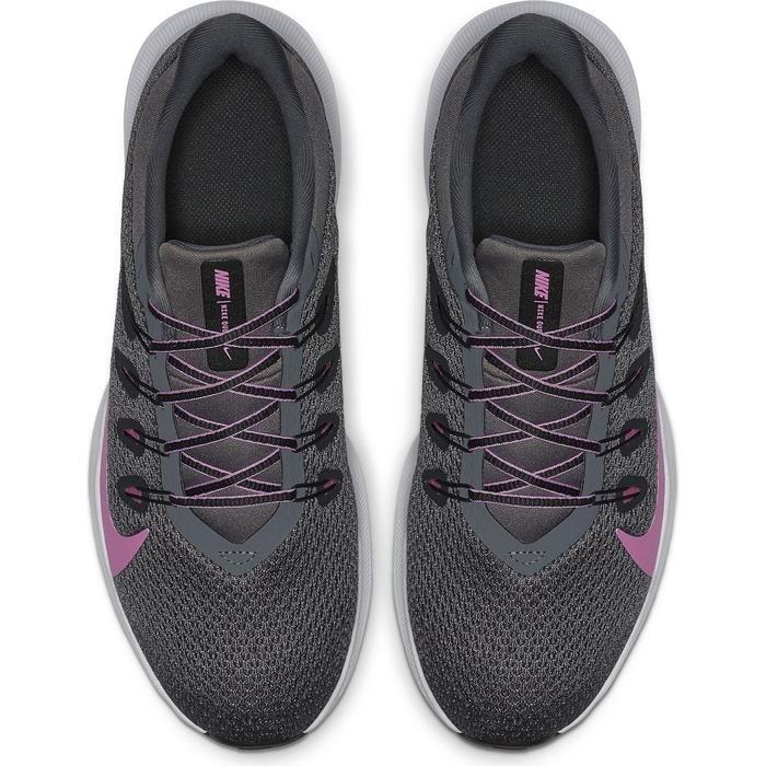 Quest 2 Kadın Gri Koşu Ayakkabısı CI3803-002 1092256