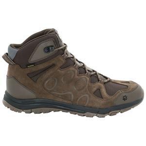 Rocksand Texapore Mid M Erkek Kahverengi Outdoor Ayakkabı 4022311-5690