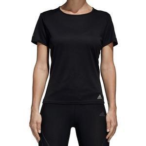 Run W Kadın Siyah Koşu Tişört CG2020