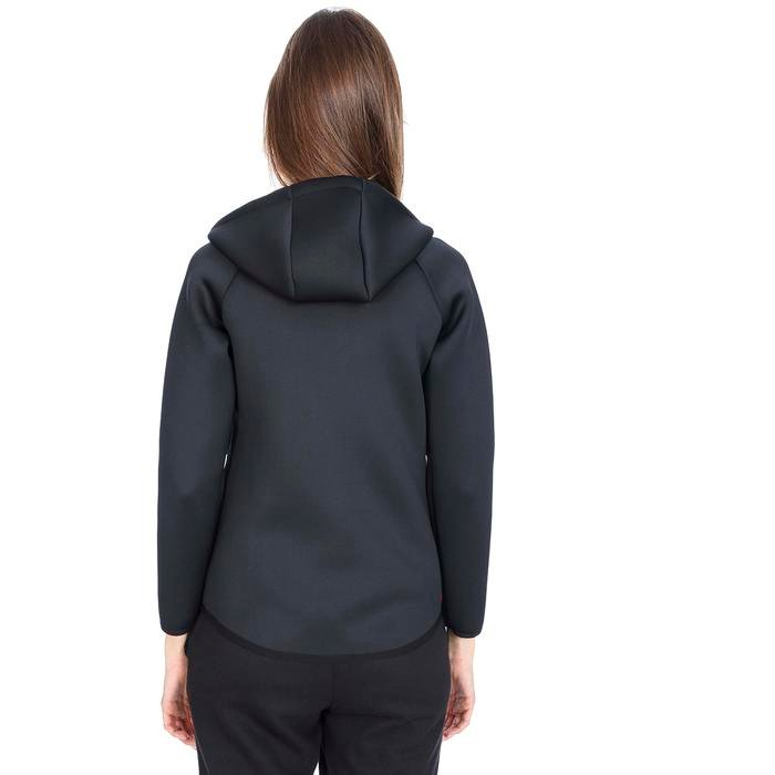 Kadın Siyah Outdoor Mont 710758-SYH 1127765