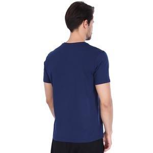Spo-Basic Erkek Lacivert Günlük Stil Tişört 710200-00L-S