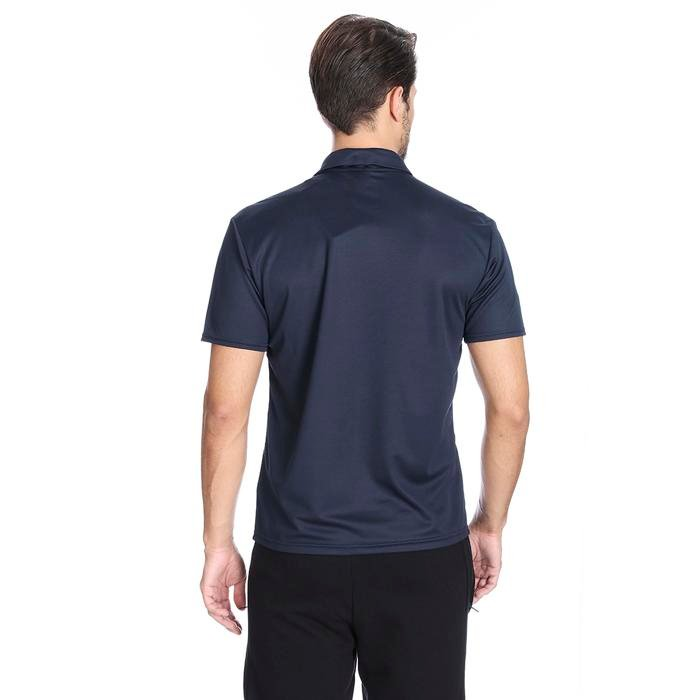 Tournament Erkek Lacivert Koşu Polo Tişört S192022-410 1149525