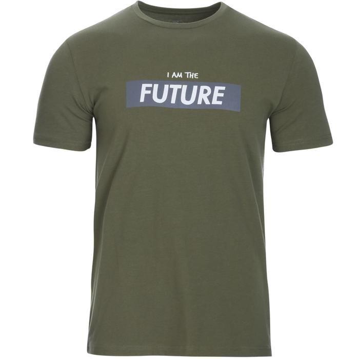 Firture Erkek Haki Koşu Tişört 710701-HKI 1092826
