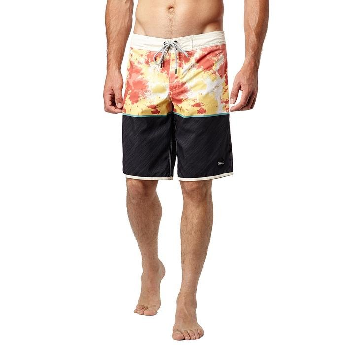Wedge Erkek Renkli Desenli Yüzme Şort Mayo 603150-3900 827241