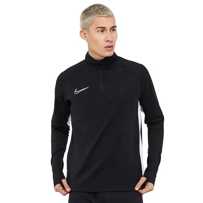 Dry Academy Erkek Siyah Futbol Uzun Kollu Tişört AJ9708-010 1040188