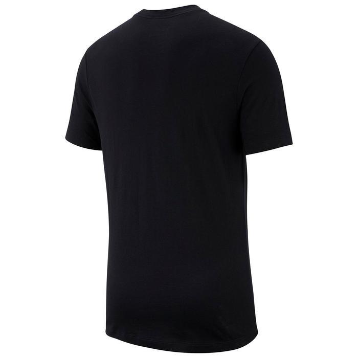 Swoosh Bmpr Stkr Erkek Siyah Günlük Stil Tişört AR5027-010 1061057