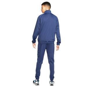 Track Suit Erkek Mavi Günlük Eşofman Takımı BV3055-410
