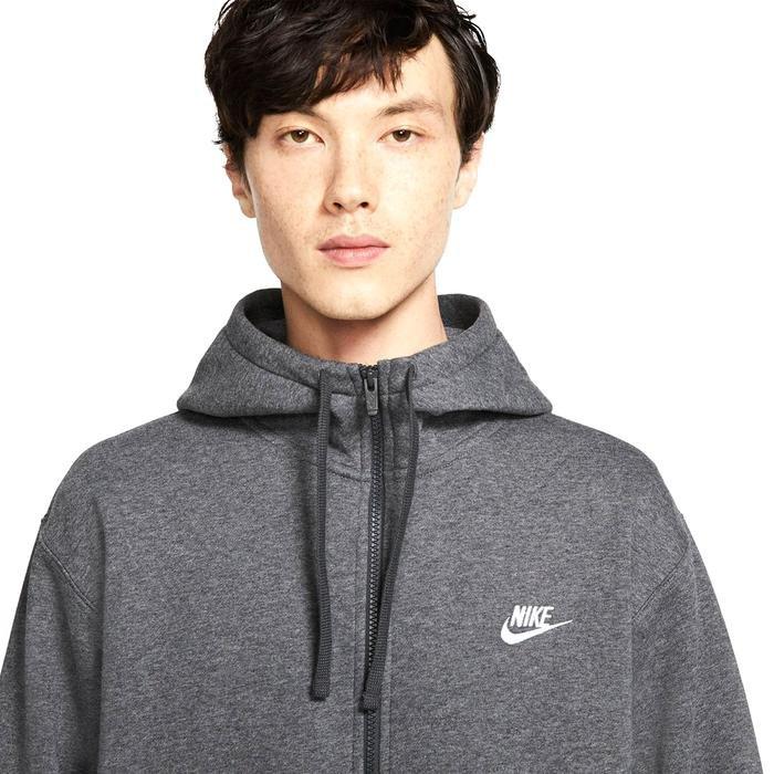 Sportswear Erkek Gri Günlük Stil Sweatshirt BV2645-071 1154845