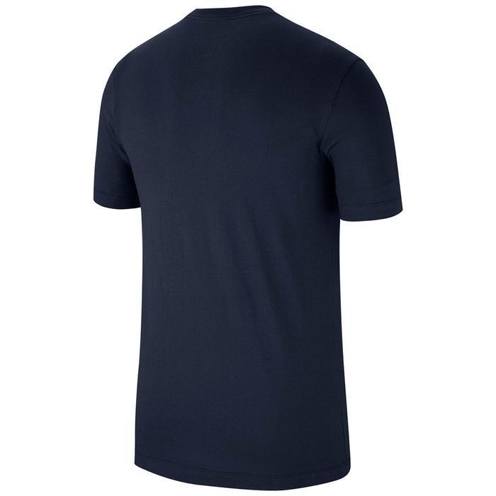 Brand Mark Erkek Lacivert Günlük Stil Tişört AR4993-452 1174455