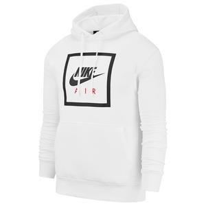 Sportswear Air Erkek Beyaz Kapüşonlu Sweatshirt CI1052-101