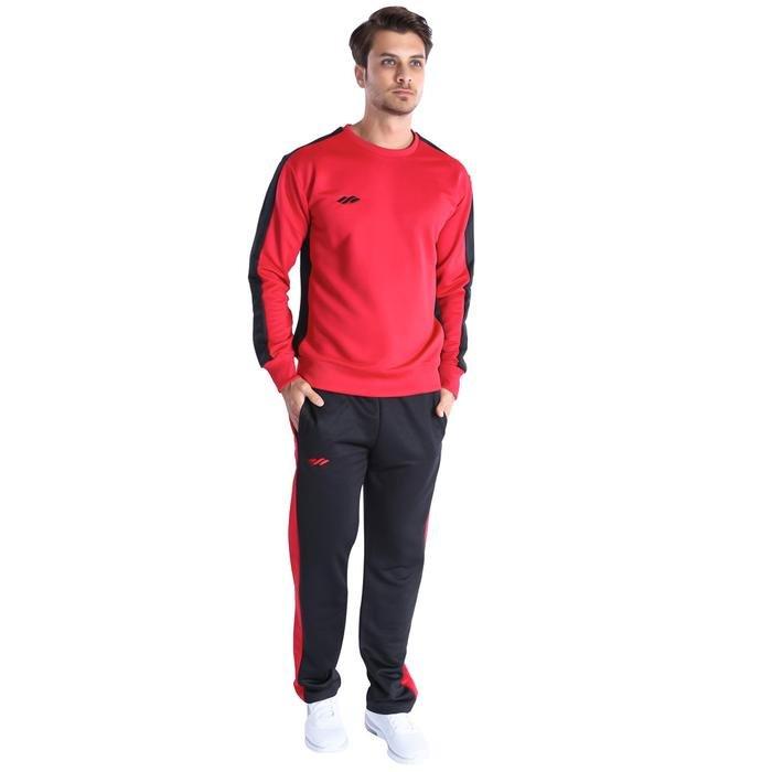 Teamtra Erkek Kırmızı Futbol Eşofman Takımı 201614-0KS 856989