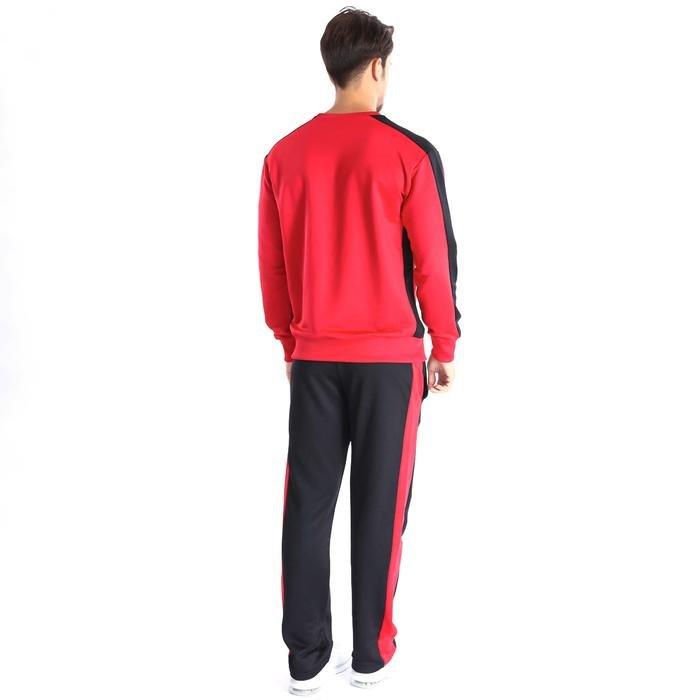 Teamtra Erkek Kırmızı Futbol Eşofman Takımı 201614-0KS 856992