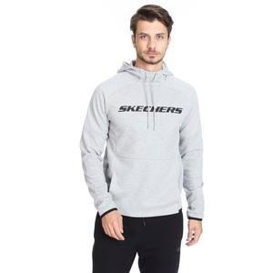 2X i-Lock Erkek Gri Günlük Stil Sweatshirt S192203-035