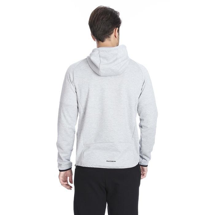 2X i-Lock Erkek Gri Günlük Stil Sweatshirt S192203-035 1149591