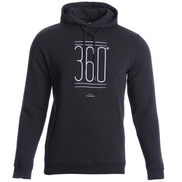 Sweatmis Erkek Siyah Günlük Stil Sweatshirt 710717-SYH 1127846