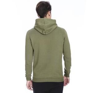 Swefour Erkek Haki Koşu Sweatshirt 710718-HKI