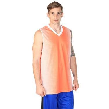 Bengal Erkek Turuncu V Yaka Basketbol Forma 201420-0TB 636418